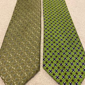 Brand New Stylish Ties By HATHAWAY and BELLISSIMA